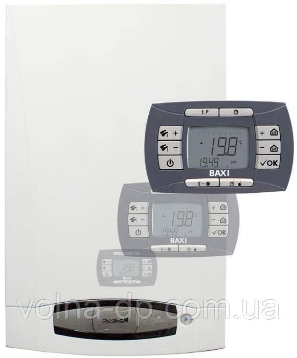 Котел газовий Baxi NUVOLA 3 COMFORT 310Fi