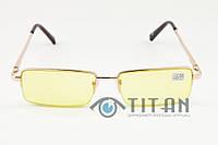 Водительские очки с диоптриями антифары 339, фото 1