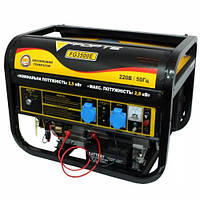 Электростанция-генератор бензиновый Forte FG3500E
