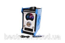 Портативна акустика SN-5501,5502,5503 USB/Радіо