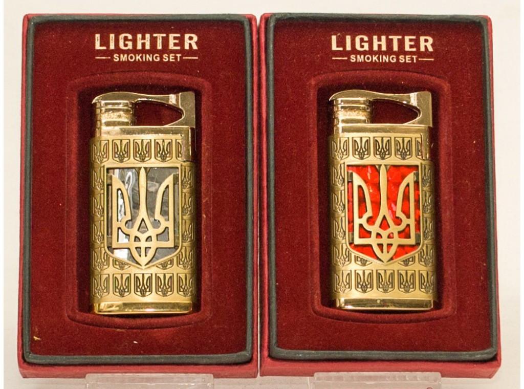 Подарочная зажигалка Lighter осторое пламя