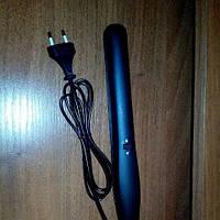 Утюжок для волос Grunhelm GHS-718 25х100 мм (черный)