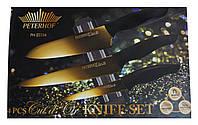 Набор кухонных ножей из 4 предметов Peterhof PH-22334