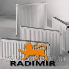 Радиатор стальной RADIMIR тип 22 500/1000(боковое под)