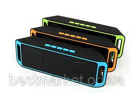 Портативна колонка A2DP SC-208 Bluetooth