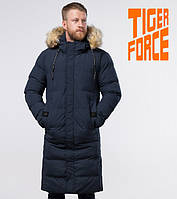 Tiger Force 73612 | мужская куртка зимняя темно-синяя