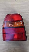 Задний фонарь Volkswagen Polo 3  универсал Gemo  ( L )