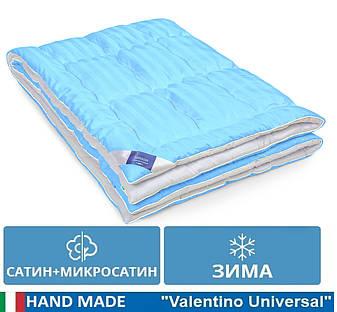 Одеяло полуторное Зимнее 155x215 Valentino HAND MADE EcoSilk 0554, фото 2