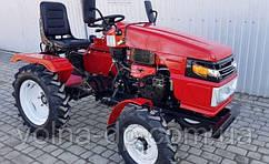 Міні трактор FORTE МТ-161 + фреза 1,2 м.
