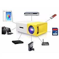 Мультимедийный портативный проектор YG 300 Гарантия!