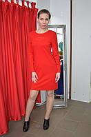"""Сукня """"Наталя"""" з вишивкою двонитка рр.44-52"""