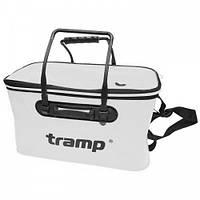Сумка рибальська Tramp White-M (28л)
