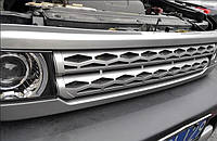 Решетка радиатора тюнинг Toyota FJ Cruiser стиль Evoque