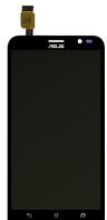 Дисплей (экран) для Asus ZenFone Go (ZB551KL) + тачскрин, цвет черный