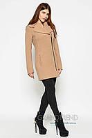 Пальто женское кашемировое демисезонное 48 размер X-Woyz, фото 1