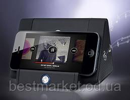 Міні-динамік AU-318 + підставка д/телефону