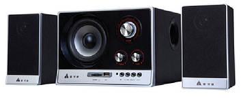 Мультимедийная акустика 2.1 Golden Field X1