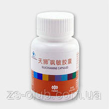 """Глюкозамин для суставов """"Саминь""""  (Китай)"""