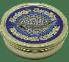 Осетровая икра белуги 50гр Imperial - Империал дикого вылова забойная метал банка