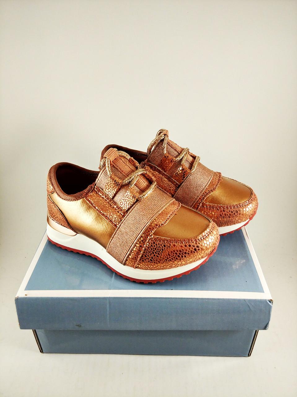 a823f218 ... Обувь для девочек, детские кроссовки розовые Clibee (Польша), фото 4