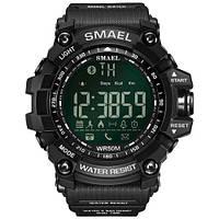 Мужские спортивные часы водостойкие Smael LY01