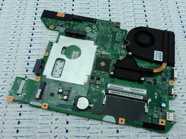 Материнская плата Lenovo B575 UMA E1-1200 LB575B (90001868), фото 2