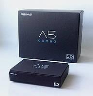 Ресивер Amiko A5 Combo 4K, фото 1