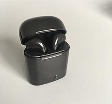 Беспроводные наушники I7s TWS Bluetooth c кейсом Белые, фото 2