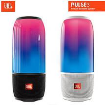 Колонки JBL Pulse 3 Big Колонка портативная беспроводная, светомузыка, фото 2