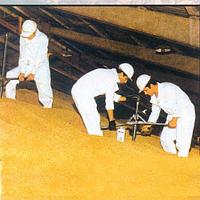 Фумигация зерна и зернопродуктов
