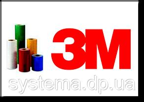3M 3931 - Пленка световозвращающая с оптической системой из микропризм, 1220 мм x 45.7 м, желтая, фото 2