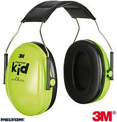 Навушники дитячі захисні 3M США 3M-PELTOR-KID SE