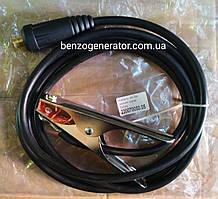 Зажим массы Stark 250 А c кабелем 3 м, 230070050.05