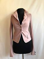 """Жакет брендовый """"Patrizia Pepe"""" (Италия) модного розового цвета. Размер: 40 (S)."""