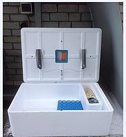 Инкубатор Рябушка ИБ-70 ручной переворот, фото 1