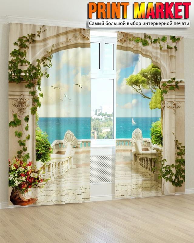 Белая орхидея капли на стекле