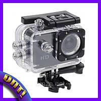 Rамера GO PRO A7, Экшн камера HD,Водонепроницаема камера!Опт