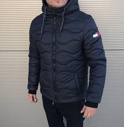 Мужская  зимняя куртка Tommy Hilfiger оптом