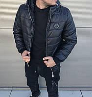 Мужская куртка зима Philipp Plein