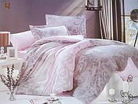 Комплект постельного белья полуторный (Бязь - 100% хлопок) 02012A