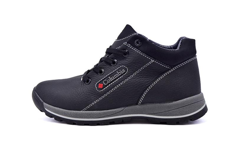 Ботинки зимние подростковые SAV 92 KQ1 99949 Black