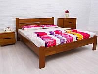 Кровать без изножья Айрис 160-200 см (светлый орех)