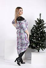 Платье женское демисезонное размеры с 42-74, фото 3