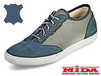 Слипоны кожаные  МИДА 11189(12) 43