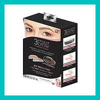 Штамп для бровей 3 Second Brow Eyebrow Beauty Stamp!Акция