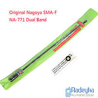 Усиленная антенна Nagoya NA-771 ОРИГИНАЛ SMA-F. Оригінальна  антена Нагоя 771 (Nagoya NA771)