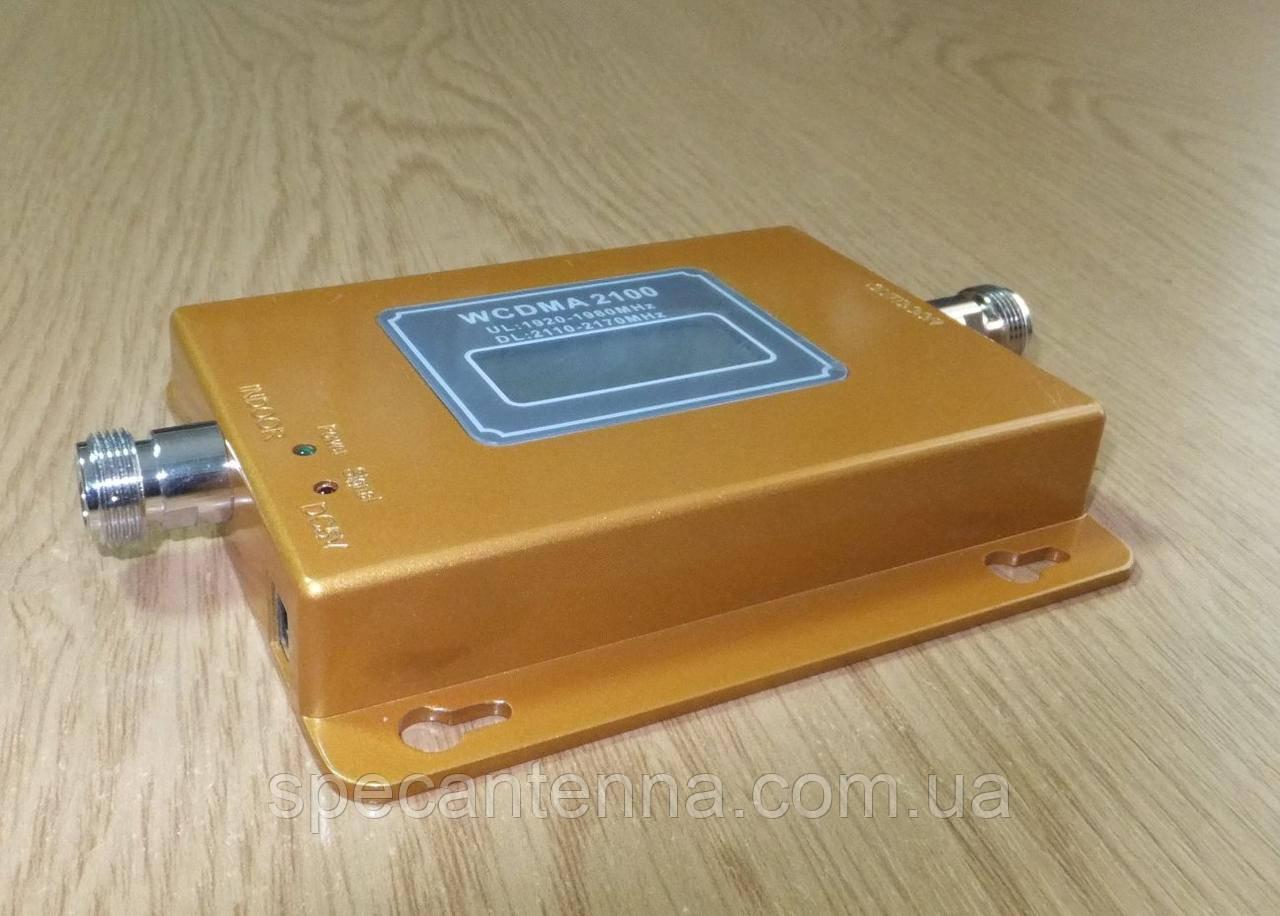 3G репитер усилитель KW-2115-W 2100 MHz 70 dbi 15 dbm, фото 1