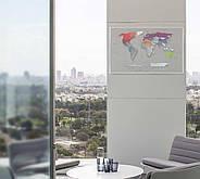 Прозора скретч карта світу Travel Map World AIR (англійська мова) в тубусі, фото 8