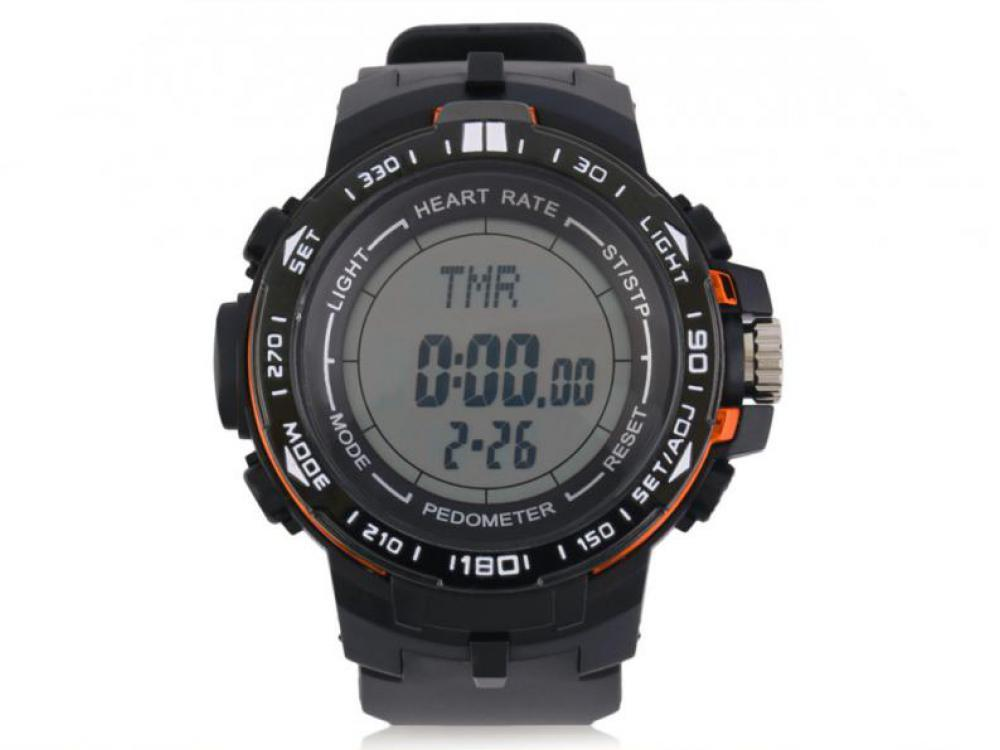 Мужские спортивные часы фитнес-трекер Уценка №494