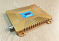 Двухдиапазонный репитер ретранслятор усилитель OS-1765-GW GSM 900/3G 2100 MHz, 200-300 кв. м.
